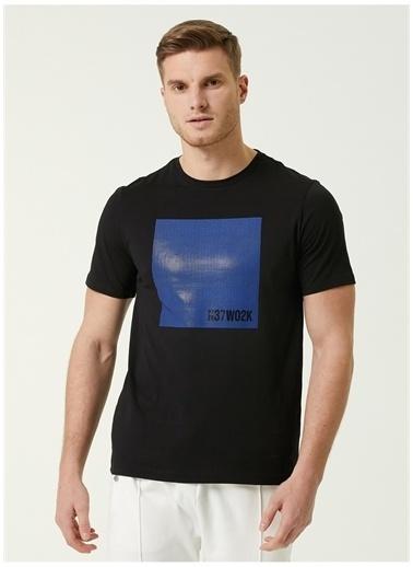 NetWork Network T-Shirt Siyah